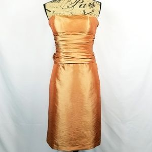 82d7506e552 Bill Levkoff Sleeves Cocktail Dress Size 4-6
